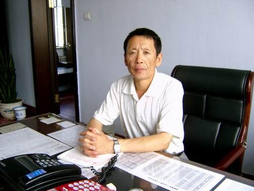 辽源市农业科学院院长--刘伟